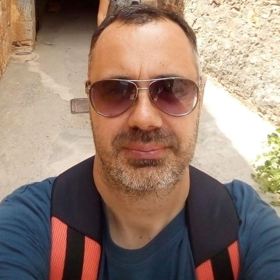 Kostas Georgakopoulos